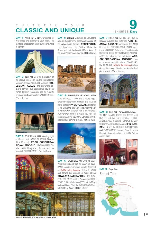 Iran Travel Guide Fotros Travel