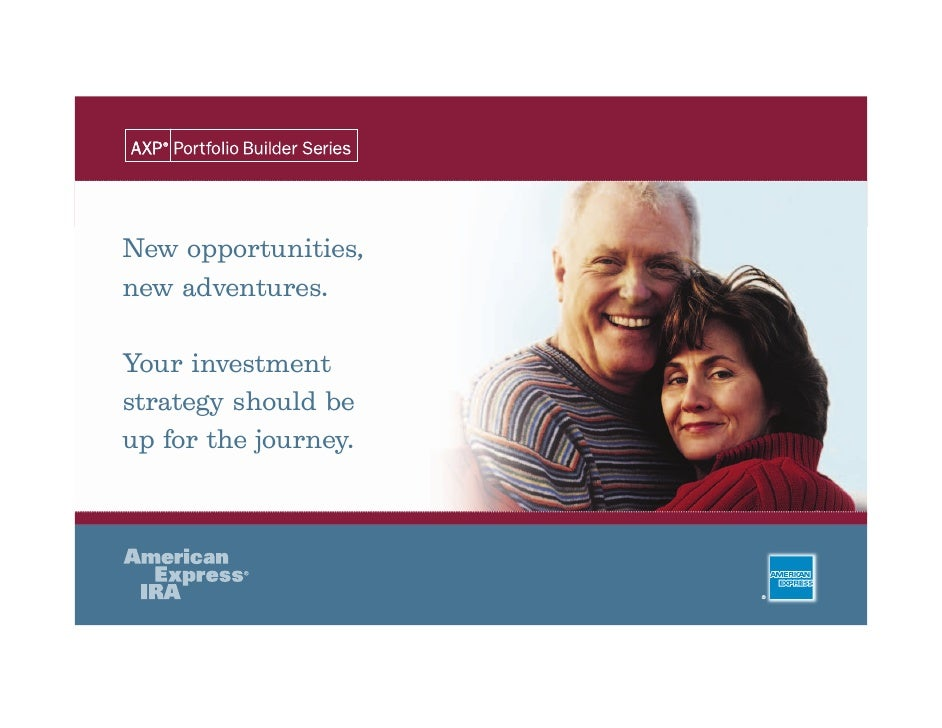 New opportunities, new adventures.  Your investment strategy should be up for the journey.