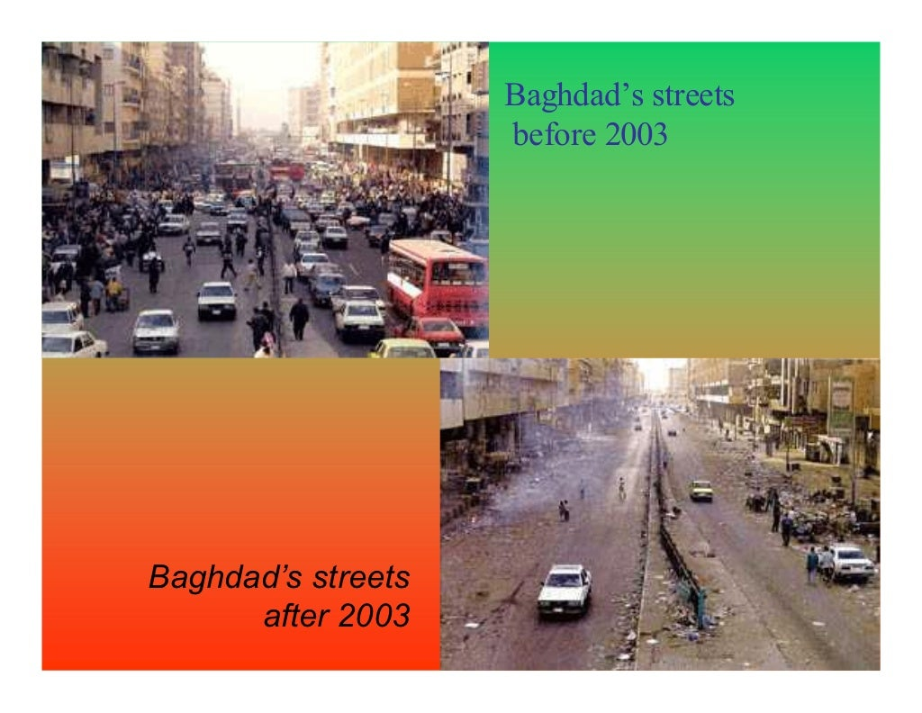 steerts s u2019dadhgab 3002 erofeb baghdad u2019s streets