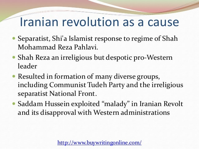 iran iraq war causes and consequences The questions will be analyzed in details on main causes of us invasion of iraq in 2003 as well as consequences of war for the arabian gulf states causes of us invasion of iraq remove saddam's dictatorship.