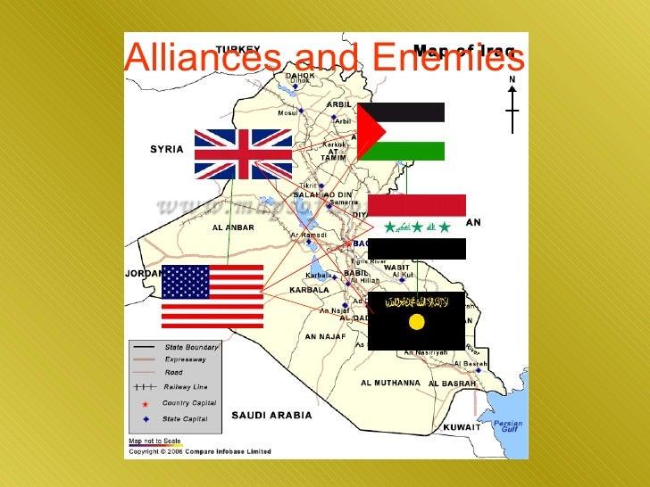 Alliances and Enemies