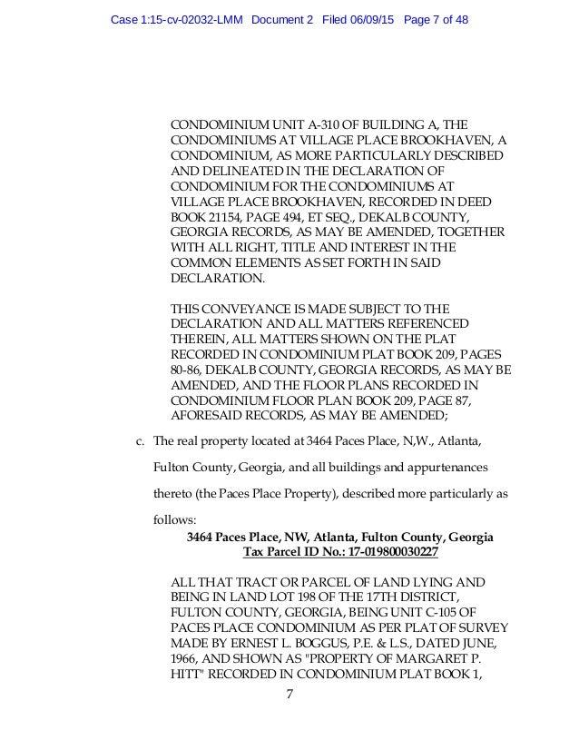 Iraqi Dinar Guru Scam Investigation - Case 1:15-cv-02032-LMM - FBI Wa…