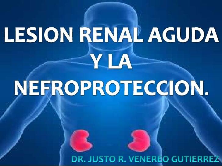 OBJETIVOS:• Revisar conceptos actuales y métodos  de evaluación del daño renal.• Revisar el enfoque diagnóstico actual  de...