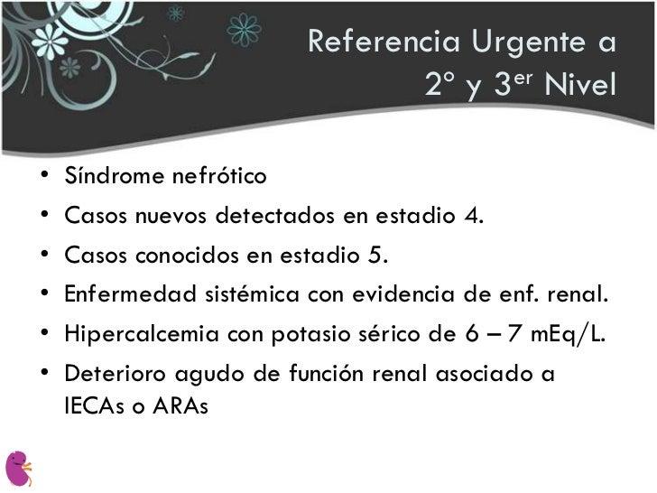 Insuficiencia renal crónica y diálisis peritoneal.
