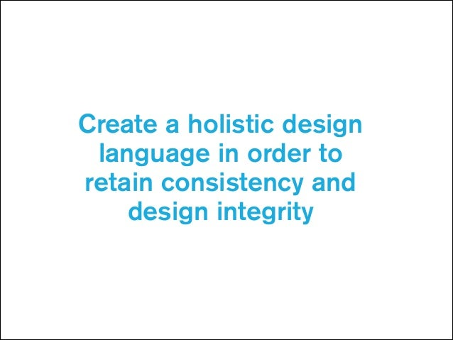 The 8 Principles of Design – How to Leverage the Power of Design and Turn Consumers Into Customers