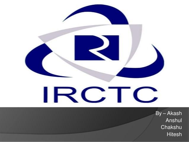 irctc slideshare