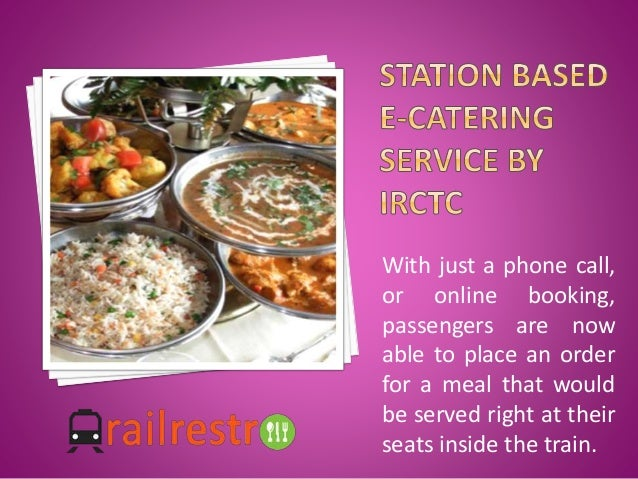 Online Catering Reservation
