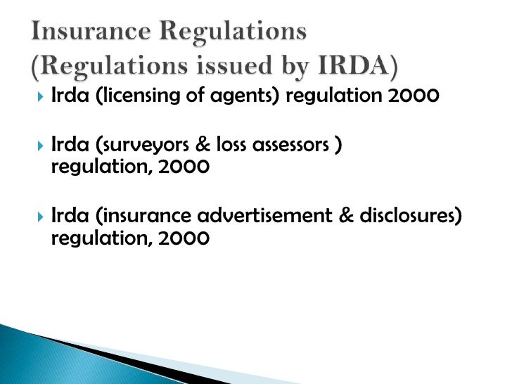 detariffing of general insurance Read more about detariffing set to hit general insurers' underwriting profit on  business standard the lifting of controls on insurance premium.