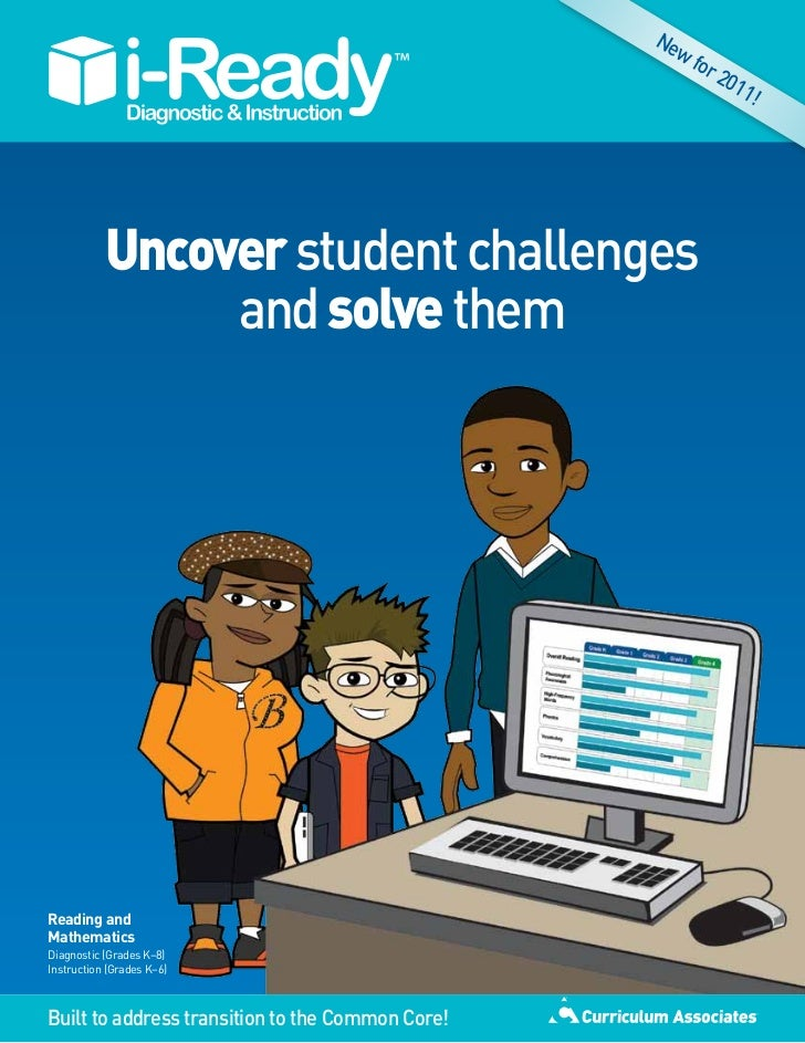 iReady Diagnostic & Instruction