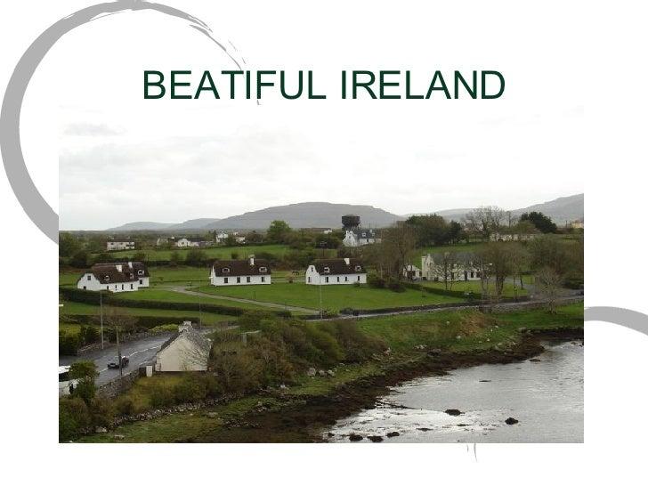 BEATIFUL IRELAND