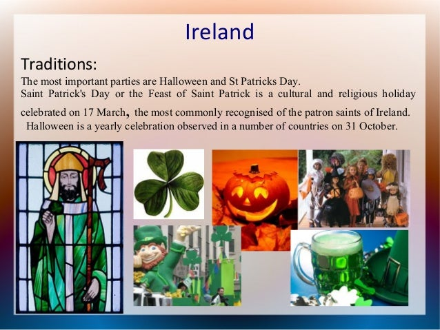 ireland traditions