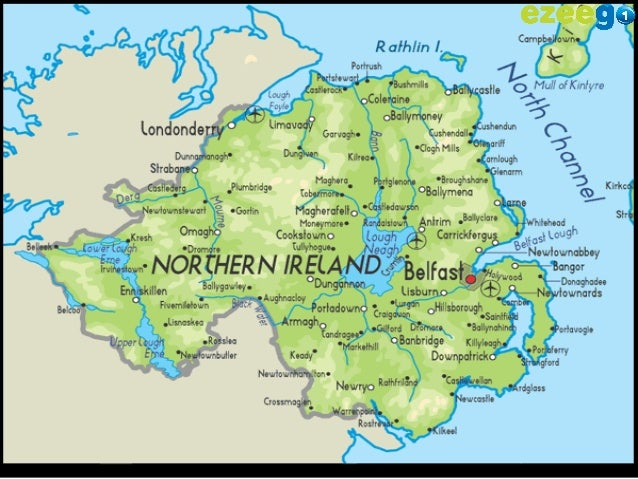 Disocver Ireland Holiday packages Tourist Attraction Points and more – Map Of Ireland With Tourist Attractions