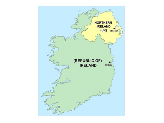 Youtube Map Of Ireland.Ireland