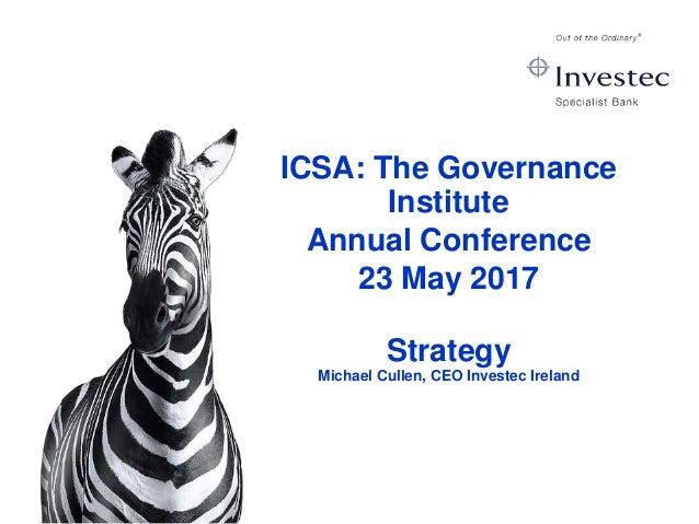 Study icsa in ireland