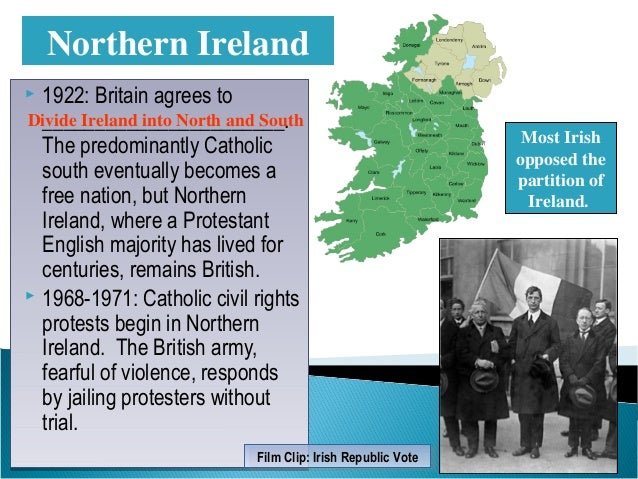 north ireland conflict Read cnn's fast facts about northern ireland  belfast is the capital of  northern ireland  the conflict is often called the troubles.