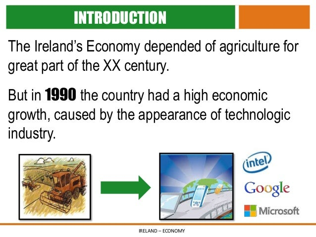 economy of ireland An examination of the irish economy - with particular focus on the economic boom and bust impact of being in euro on growth and unemployment prospects.