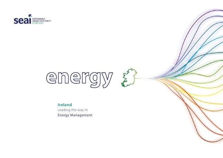 IrelandLeading the way inEnergy Management