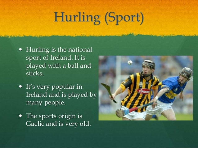 Irland Nationalsport