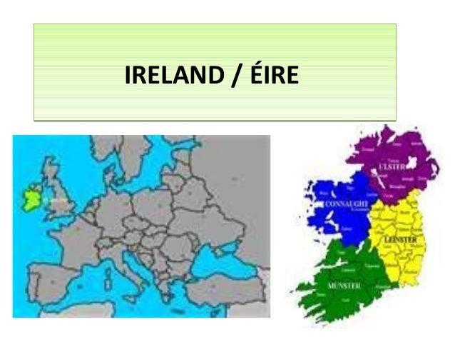 IRELAND / ÉIRE