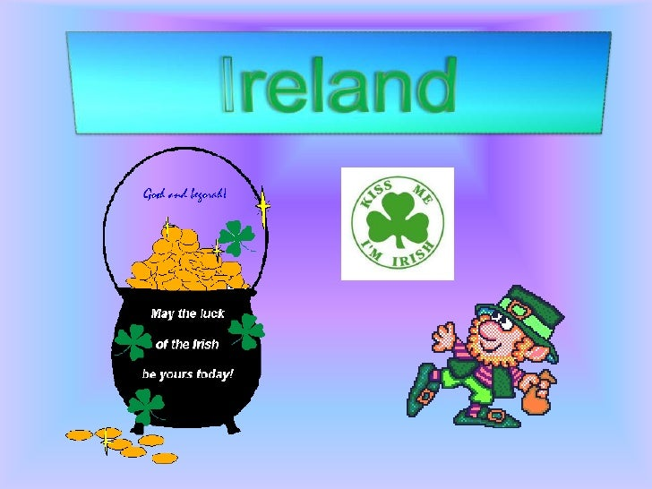 Ireland<br />