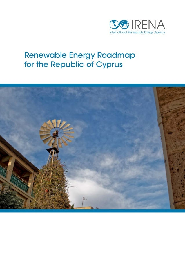 Renewable Energy Roadmap for the Republic of Cyprus