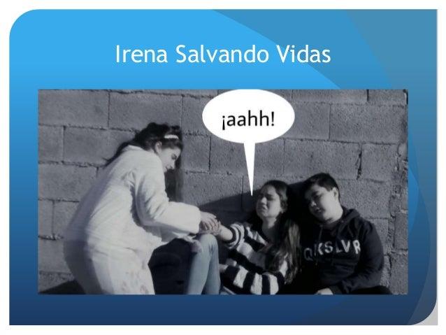 Irena sendler, fotonovela. Slide 3