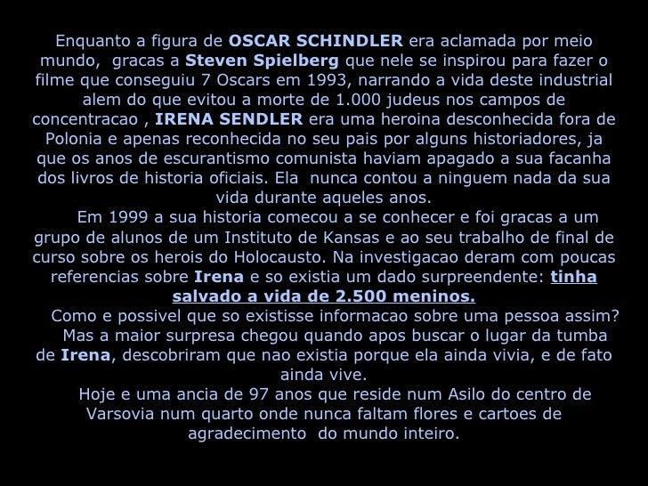 Irena Sendler Slide 2