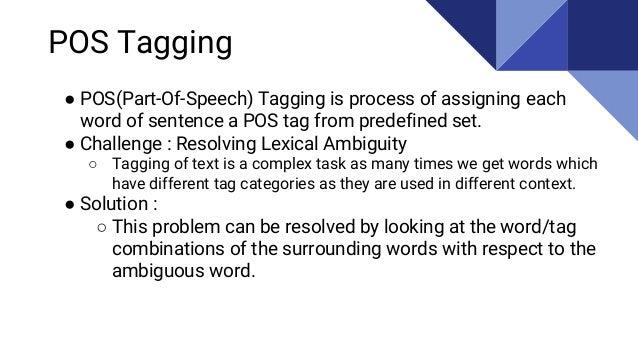Text Processing Framework for Hindi