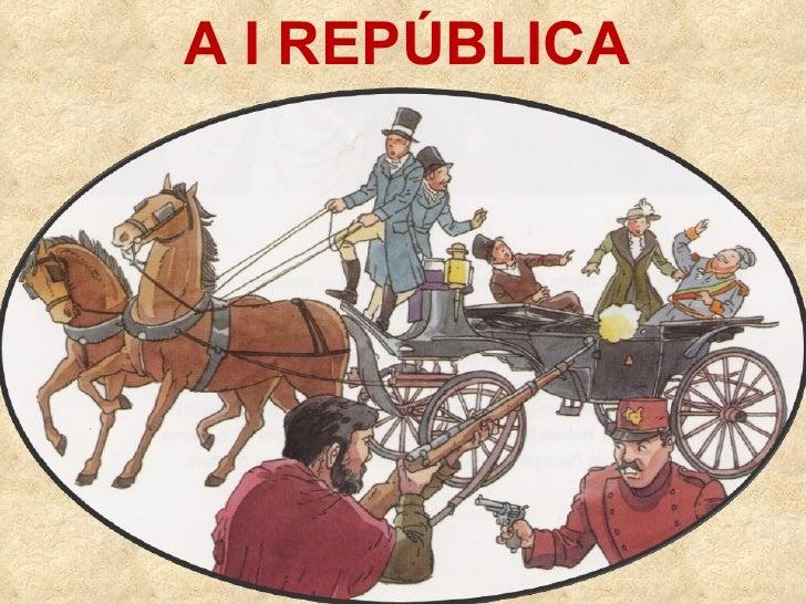 A I REPÚBLICA