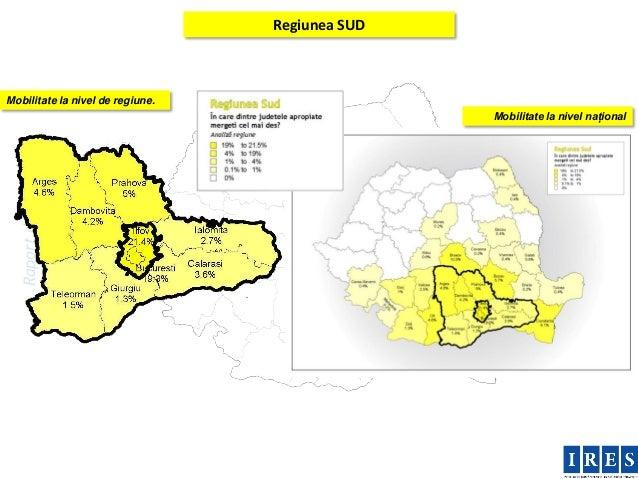 Regiunea SUDMobilitate la nivel de regiune.                                                 Mobilitate la nivel național  ...