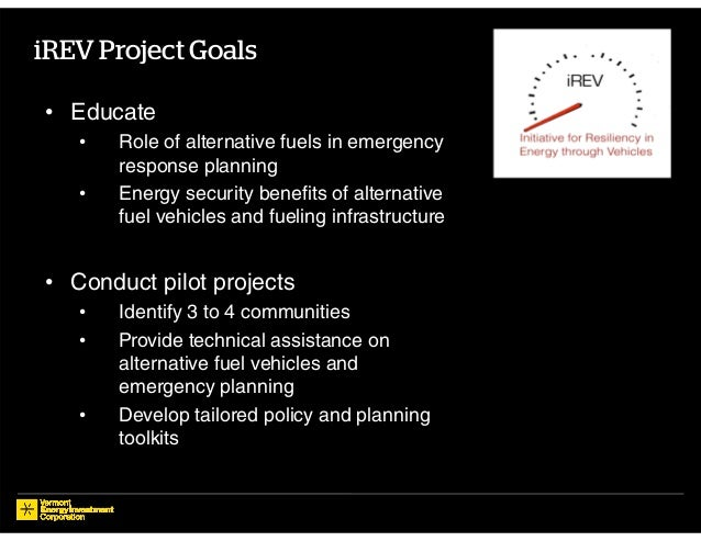 Bethany Whitaker - Vermont Energy Investment Corporation