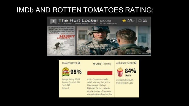 the hurt locker poem analysis
