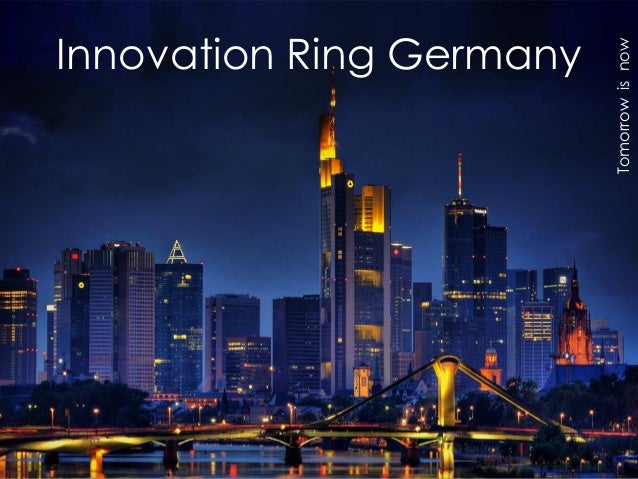 © Copyright S3 Academy 2014#S3Accel Innovation Ring Germany Tomorrowisnow