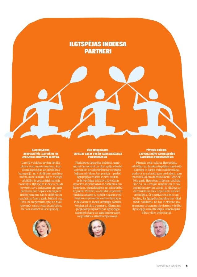 3ILGTSPĒJAS INDEKSSDace Helmane,KorporatīvāS ilgtspējas unatbildības institūta vadītājaLatvijā veidojas arvien lielākaplai...