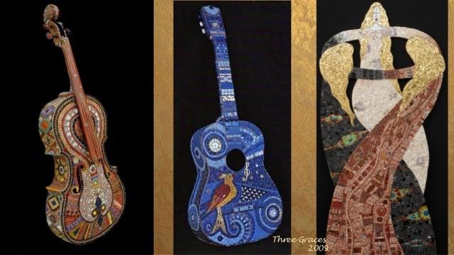 Irina Charny Colorful Mosaics