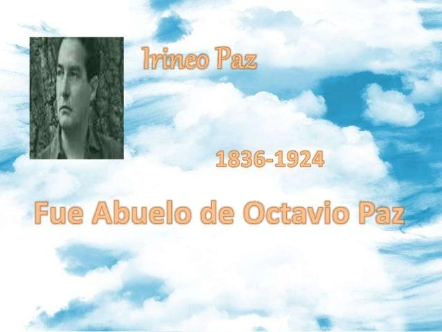 Un hecho que lamentó toda su vida y cuya vergüenza alcanzó al mismo Octavio Paz (su nieto) fue el duelo a muerte que sostu...
