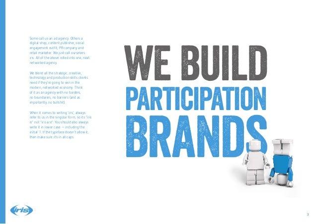 iris brand guidelines 2014 Slide 3