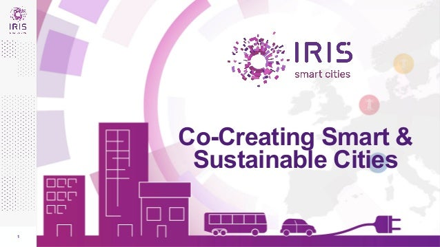 1 Co-Creating Smart & Sustainable Cities