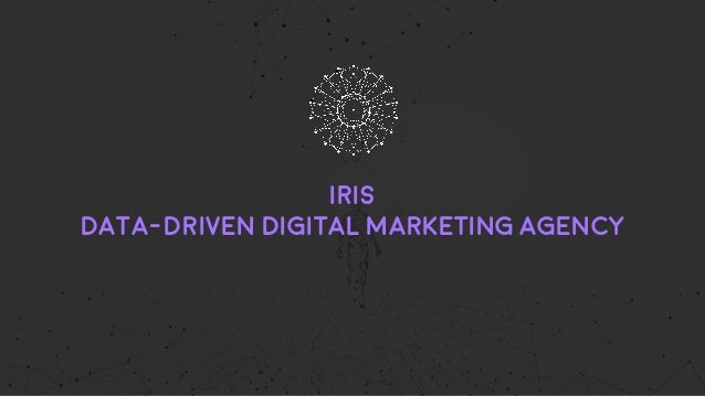 IRIS DATA-DRIVEN DIGITAL MARKETING AGENCY