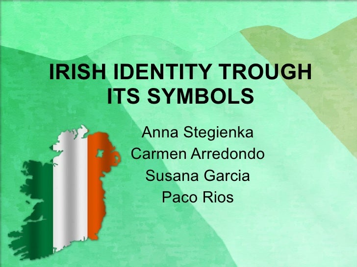 Irish Identity Trough Its Symbols