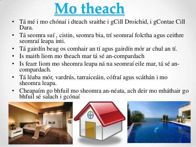 mo theaghlach essay