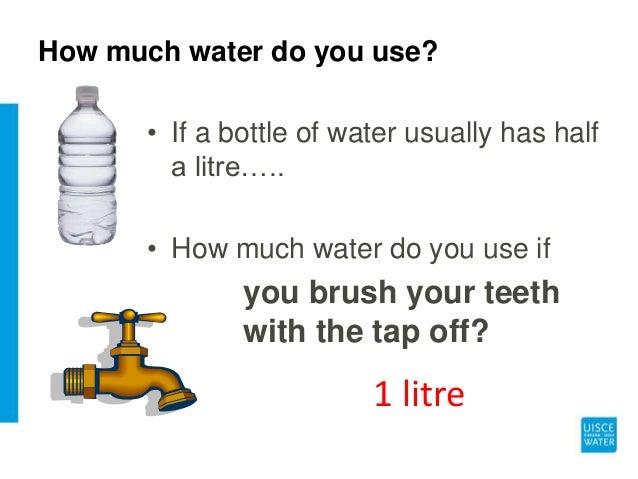 Irish Water Presentation For School