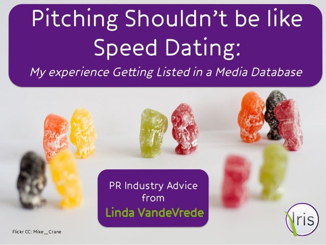 what is speed dating like Speed networking is like speed dating for professionals it evolved from the speed dating model of meeting a lot of people in a short amount of time.