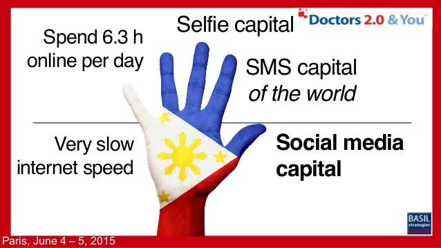 philippines the social networking capital of Social media statistics philippines the social networking capital of the world total population (2014 est) : 105, 720, 664 internet penetration.