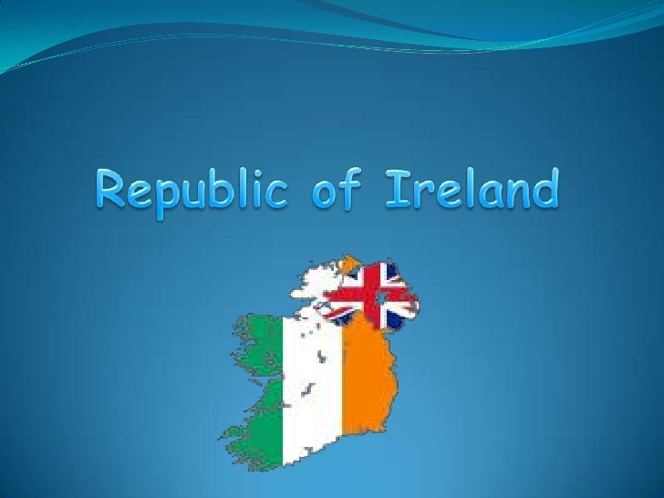 RepublicofIreland<br />