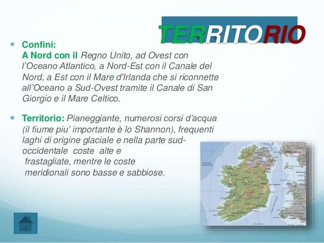 Mare D Irlanda Cartina.Irlanda Lessons Blendspace