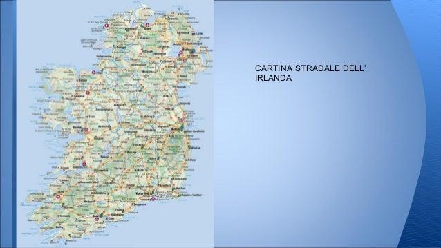 Cartina Geografica Dell Irlanda.Irlanda Dublino
