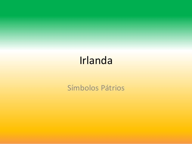 Irlanda Símbolos Pátrios