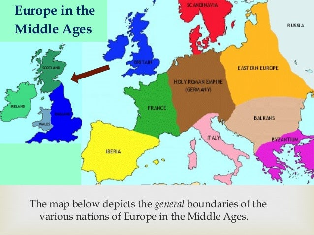 europe in the late middle ages essay