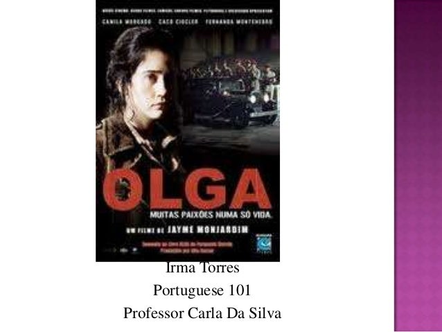 Irma Torres Portuguese 101 Professor Carla Da Silva